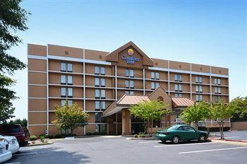 Comfort Inn Executive Park