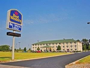 ‪BEST WESTERN Big Spring Lodge‬
