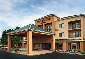 ‪Courtyard by Marriott Toledo Rossford/Perrysburg‬