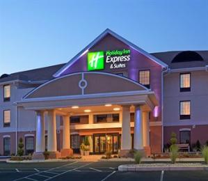 ‪Holiday Inn Express Hotel & Suites Westfield‬