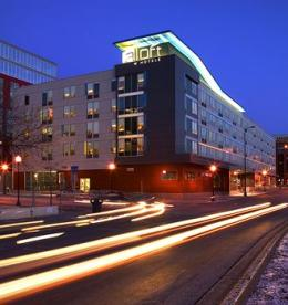 Photo of aloft Minneapolis