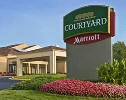 ‪Courtyard by Marriott Arlington South‬