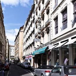 Photo of Hotel Moderne Lyon