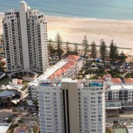 Beachcomber International Resort Gold Coast