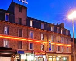 Hotel Kyriad Rodez Gare