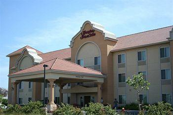 Hampton Inn & Suites Woodland
