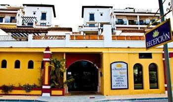 Apartamentos Turisticos La Santa Cruz