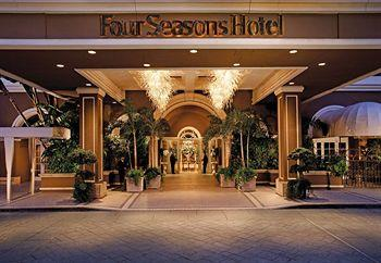 ‪Four Seasons Hotel Los Angeles at Beverly Hills‬