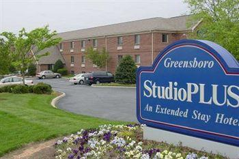Photo of Studio Plus Deluxe Studios - Greensboro - Wendover Ave.