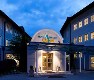 Photo of Hotel Paradies Graz