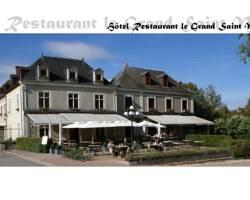 Hotel-Restaurant du Grand Saint-Michel