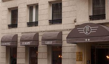 Photo of Europe Liege Hotel Paris