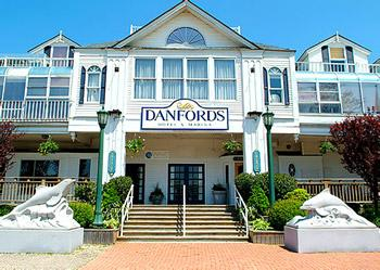‪Danfords Hotel & Marina‬