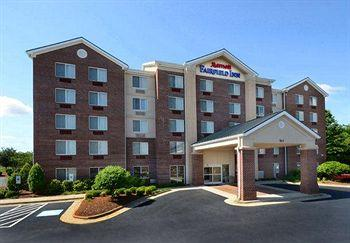 Photo of Fairfield Inn Greensboro Airport Colfax