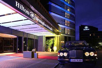 Hilton Birmingham Metropole