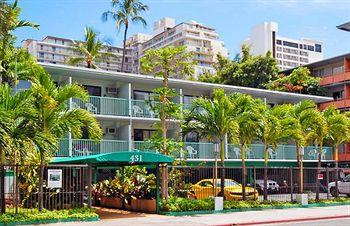 Hvc Resort Waikiki