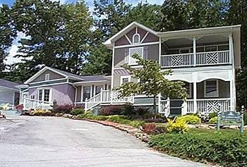 Photo of The Garden Walk Bed and Breakfast Inn Lookout Mountain