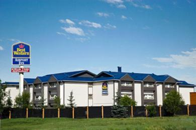 Photo of Best Western Airport Inn Calgary