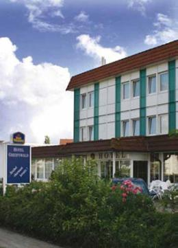 BEST WESTERN Hotel Greifswald