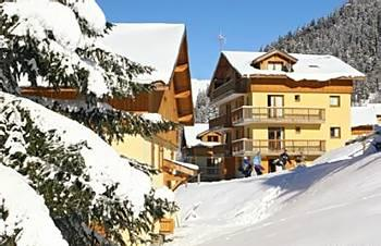 Les Chalets d'Arrondaz Valfrejus