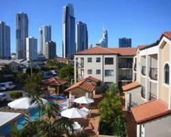 Photo of Chevron Palms Holiday Apartments Surfers Paradise