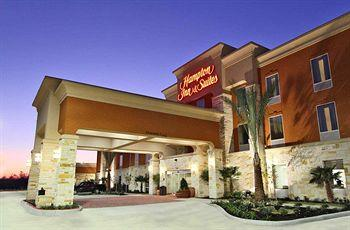 ‪Hampton Inn & Suites Winnie‬