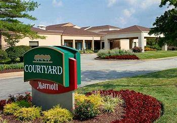 Courtyard St. Louis Creve Coeur
