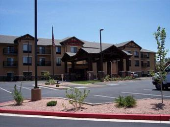 Hampton Inn & Suites Show Low-Pinetop