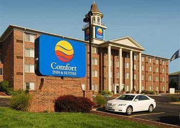 Comfort Inn & Suites - Overland Park