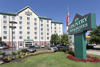 Country Inn & Suites By Carlson Nashville Airport
