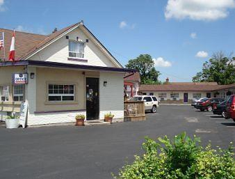 Knights Inn By The Falls