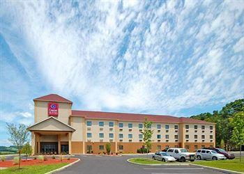 Comfort Suites Bloomsburg