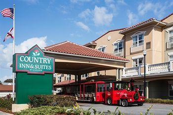 Country Inn & Suites St. Augustine Downtown Dist