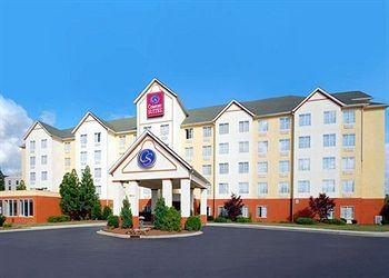 Photo of Comfort Suites Concord