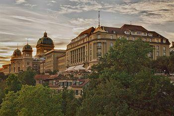 Photo of Bellevue Palace Bern