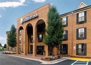 Comfort Inn Hotel Newport News