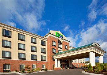 ‪Holiday Inn Express Hotel & Suites Detroit-Utica‬