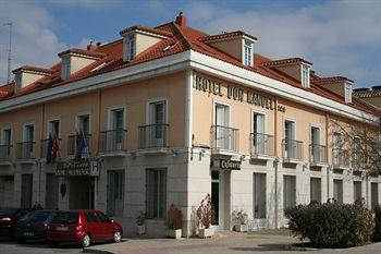 Photo of Hotel Don Manuel Aranjuez