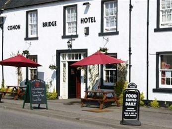 Conon Bridge Hotel