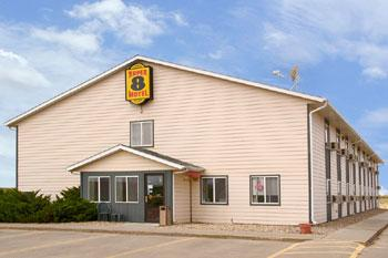SUPER 8 MOTEL - PLANKINTON