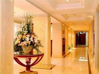 GreenTree Inn Jing'an Xinzha Road Business Hotel