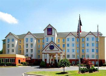 Photo of Comfort Suites Airport Charlotte