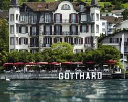 SeeHotel Gotthard