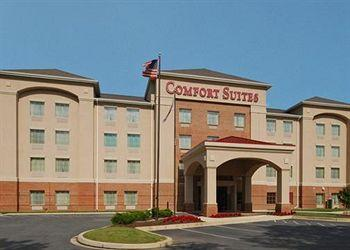 Comfort Suites Columbia Gateway