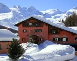 Hotel Roseg Gletscher