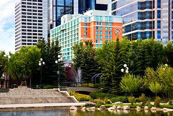 Sheraton Suites Calgary Eau Claire