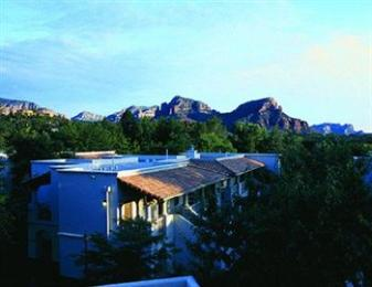 Photo of Los Abrigados Lodge Sedona
