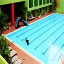 Aiya Residence Sport Club BTS Budget Hotel