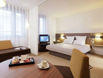 Photo of Suite Novotel Paris Porte de la Chapelle