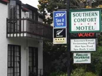 Southern Comfort Motel